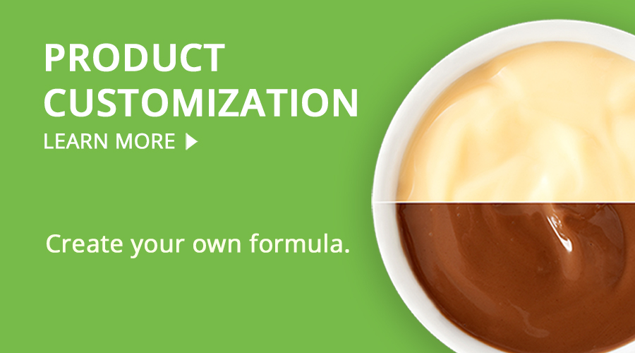 Product customization banner 450x250